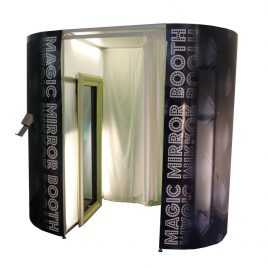 Combi Magic Mirror Booth